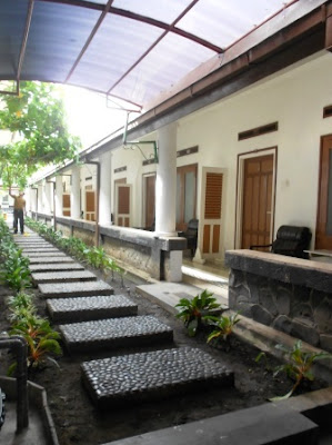 Interior hotel richie Malang