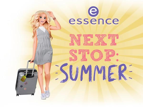 Novidades - Linha Next Stop Summer Essence