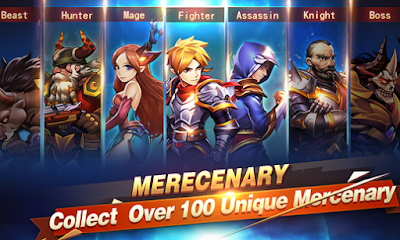Monster Legion Mod Apk for Android Terbaru Brave Fighter 2: Frontier v1.4.3 Mod Apk (Unlimited Money + Diamonds)