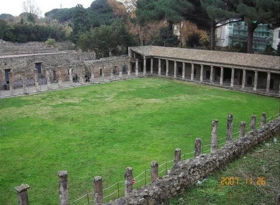 Misteri Kota Pompeii