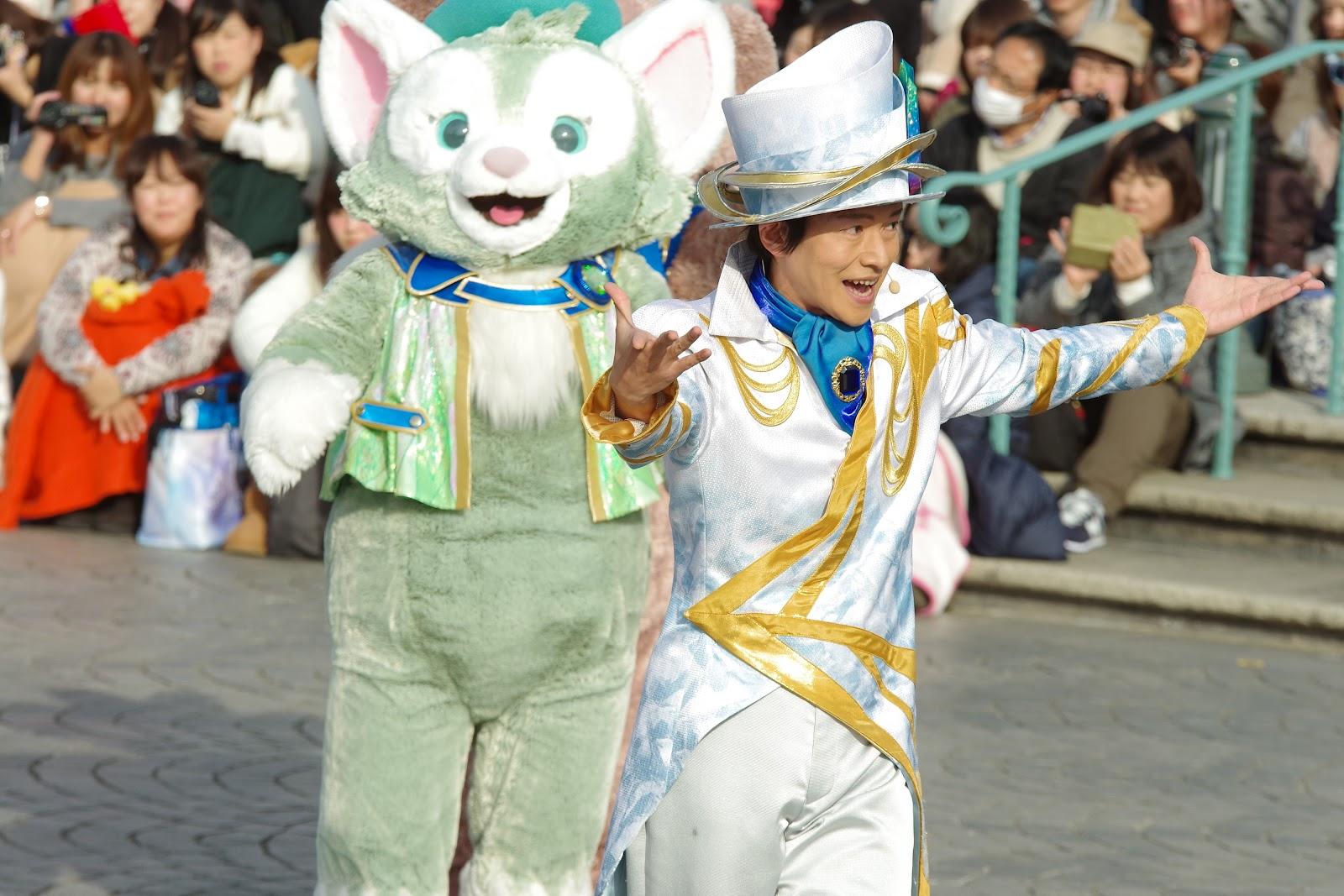 クリスタル・ウィッシュ・ジャーニー・シャイン・オン!