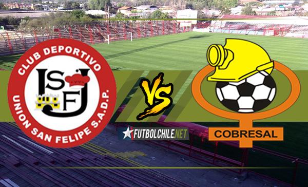 Union San Felipe vs Cobresal