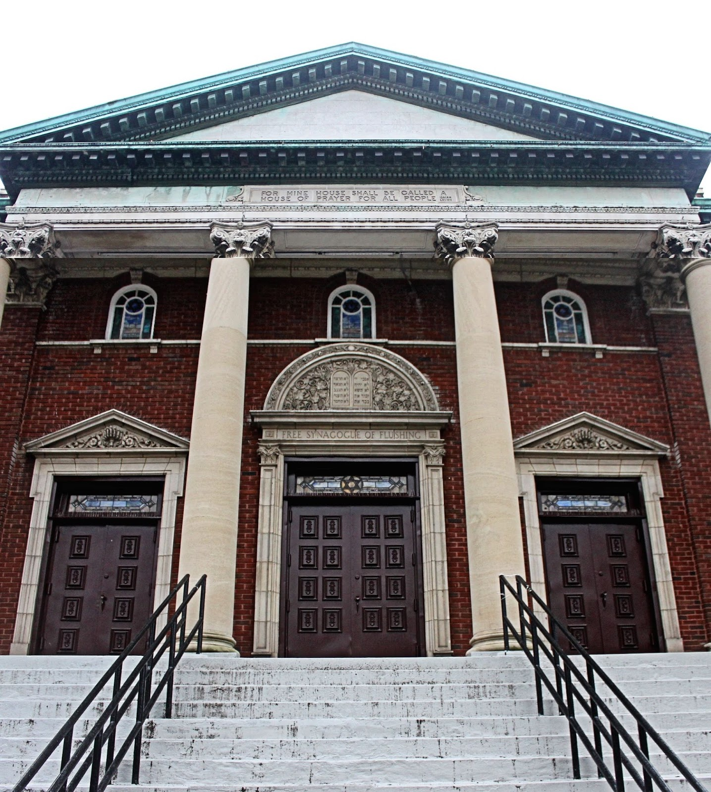 bruce s journal the free synagogue of flushing will celebrate its