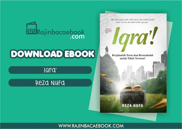 Download Novel Iqra'! by Reza Nufa Pdf