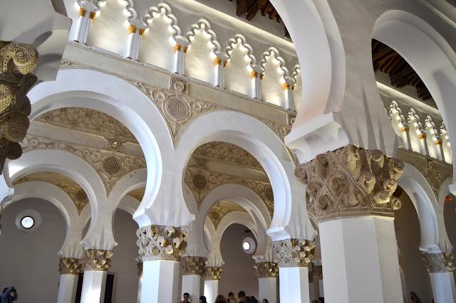 Antigua sinagoga santa maria la blanca