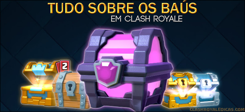 Wiki Chest Clash Royale Cards - Cartas como ganhar