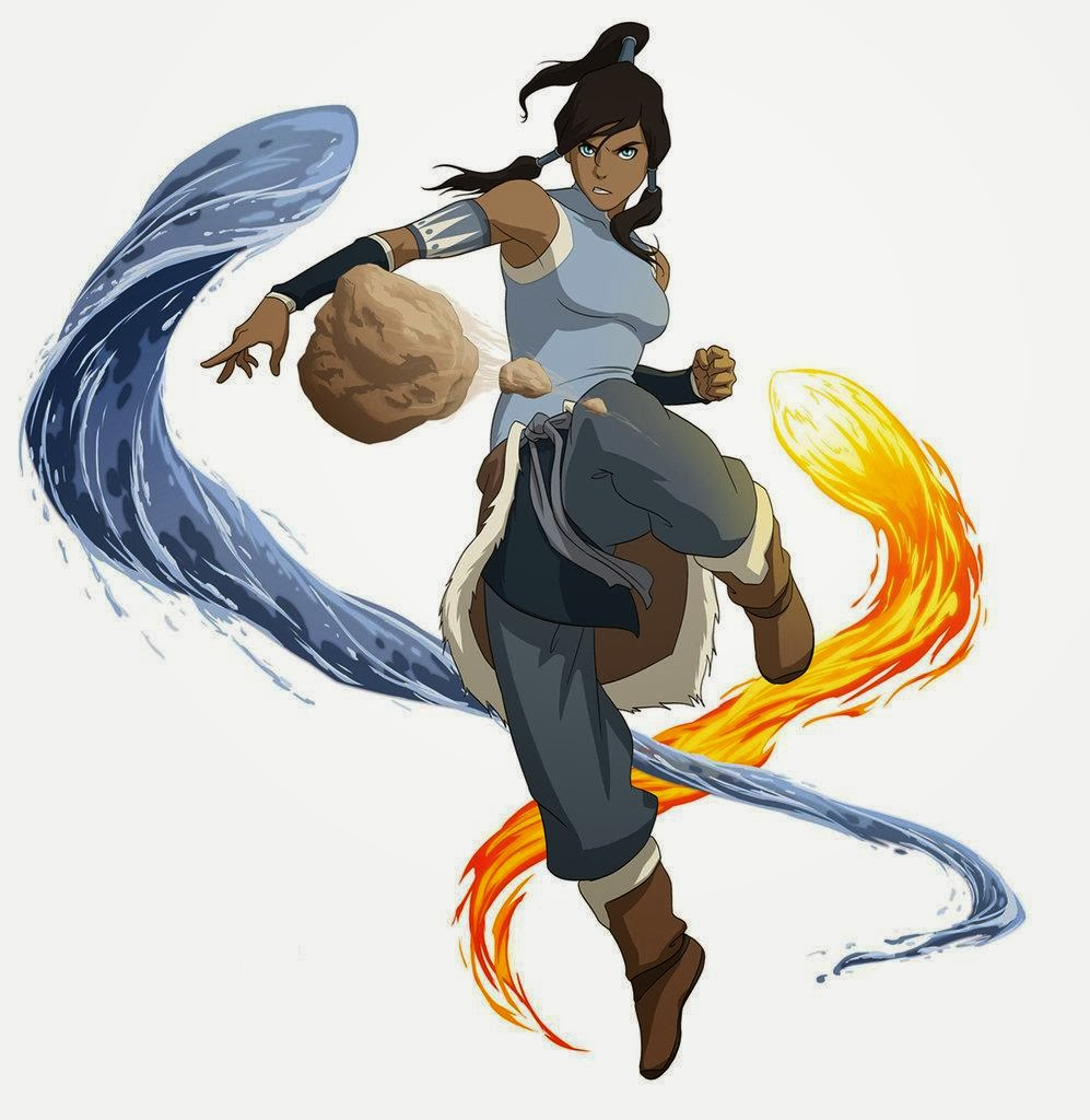 Avatar The Promise: CAPTAIN ARYA: Legend Of Korra: Season 2