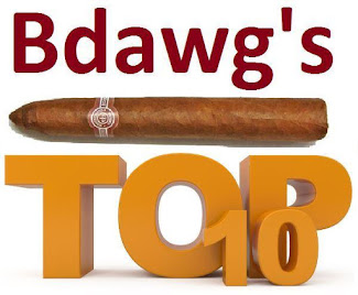 Bdawg's top 10