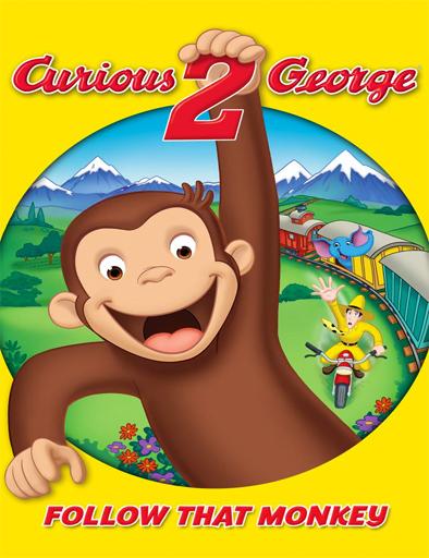 Ver Jorge el Curioso 2: Sigan a ese mono (2009) Online