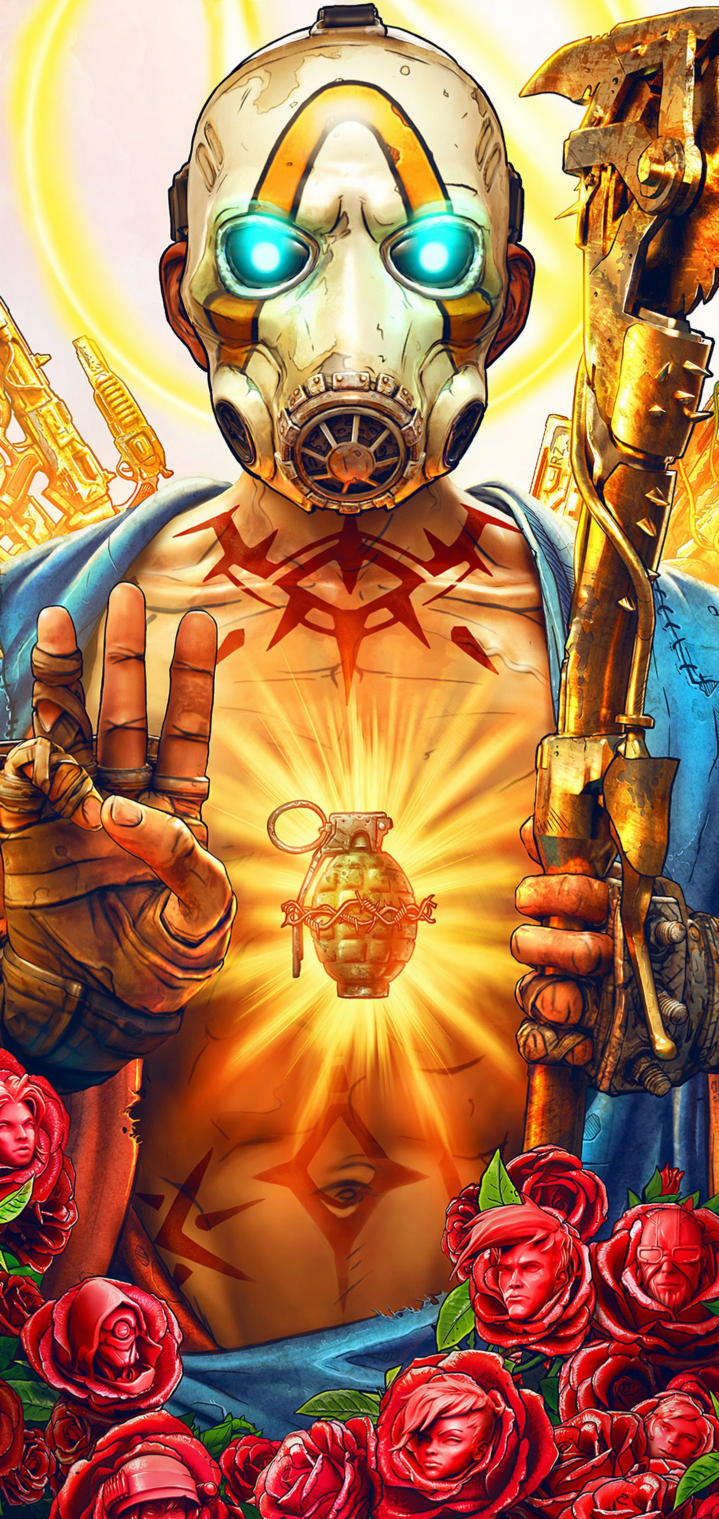 Borderlands 3 4k Wallpaper 10
