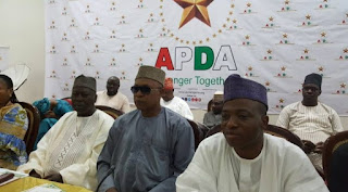 Buhari must not release last tranche of Paris Club refunds to state governors – APDA