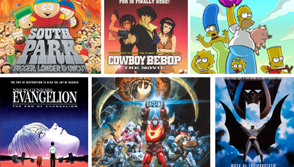 10 Awesome Animated Big Screen Tv Spin Offs Afa Animation For Adults Animation News Reviews Articles Podcasts And More