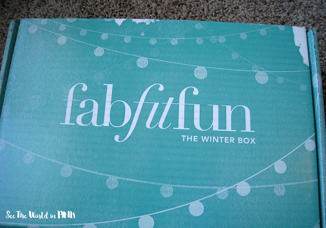 December 2015 - Winter FabFitFun Unboxing and Review