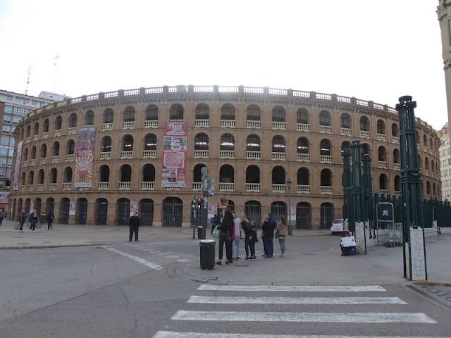 plaza de toros di valencia