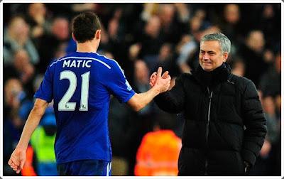 Matic Chelsea José Mourinho