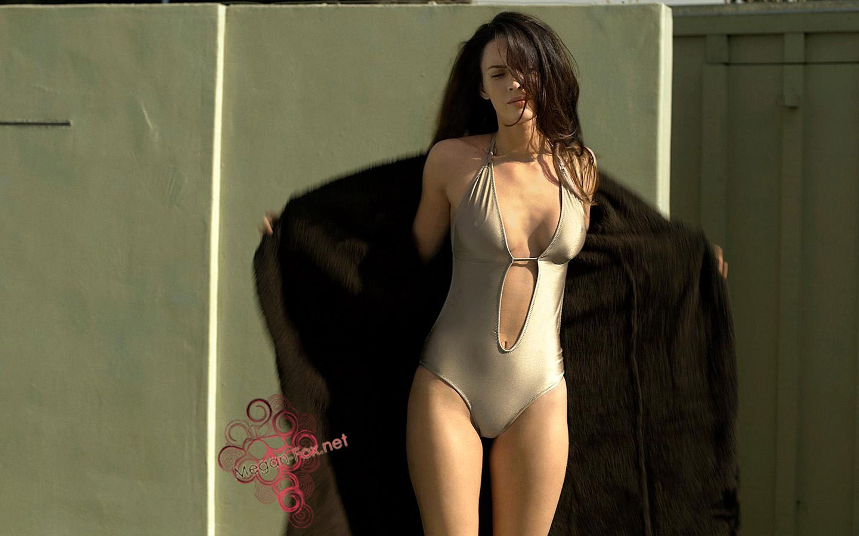 Hollywood Stars Megan Fox New Hd Wallpapers 2012