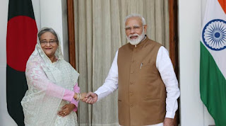 Bilateral talks between India and Bangladesh