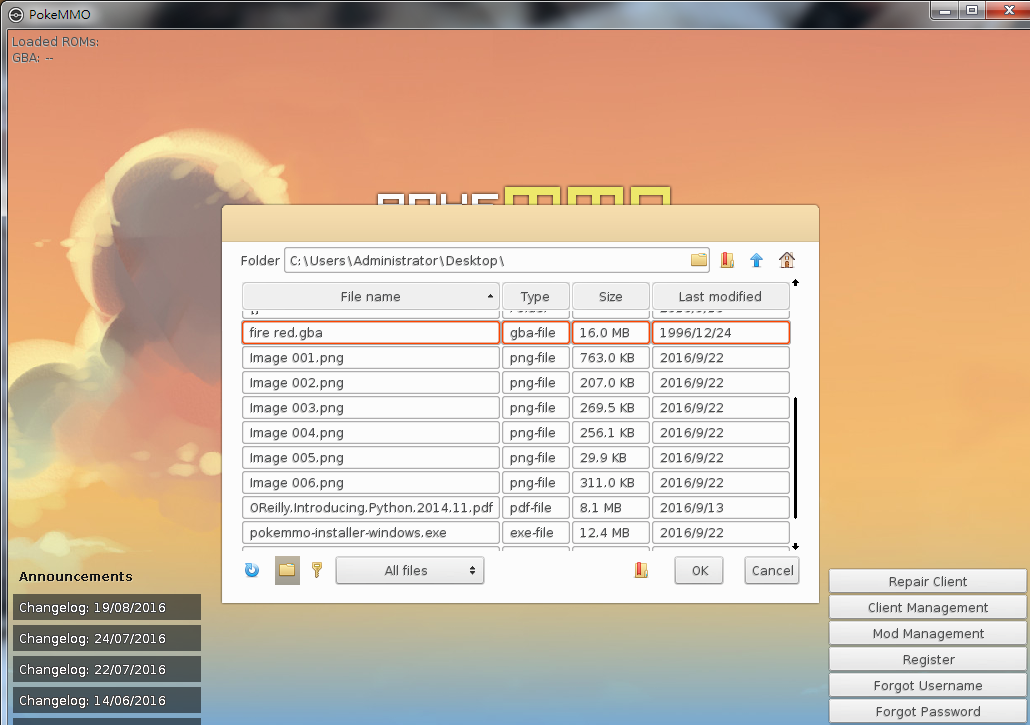 Image%2B007 - PokeMMO - 神奇寶貝線上版!兒時的GBA回憶,現在也能大家一起玩了!