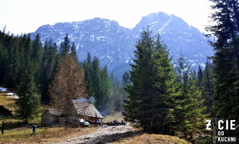 wiosna, tatry, dolina strazyska, polana strazyska, giewont, krokusy, gory, wycieczka, blog, zycie od kuchni