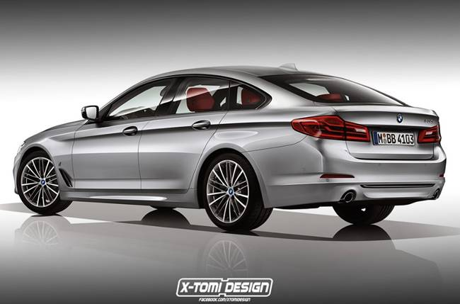 2018 BMW 6 Series GT to be Launched