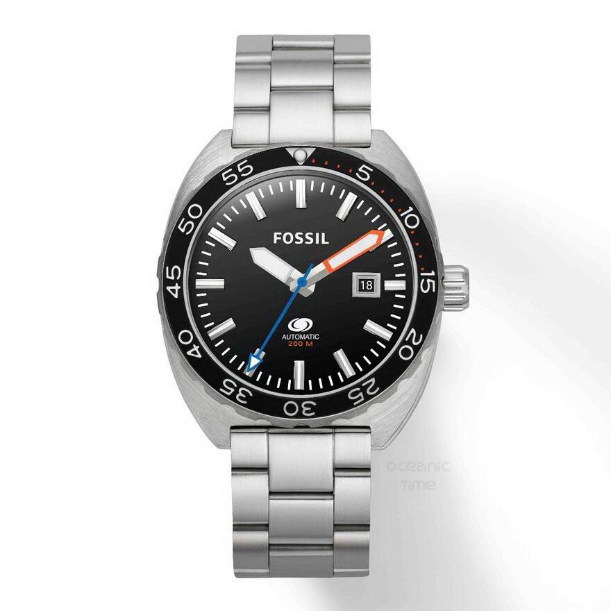 Fossil Breaker Dive Watch