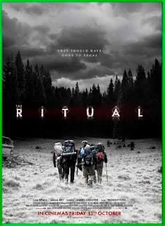 The Ritual (2017) | DVDRip Latino HD GDrive 1 Link