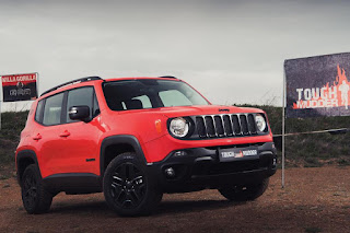 Jeep Renegade Tough Mudder (2017) Front Side 2