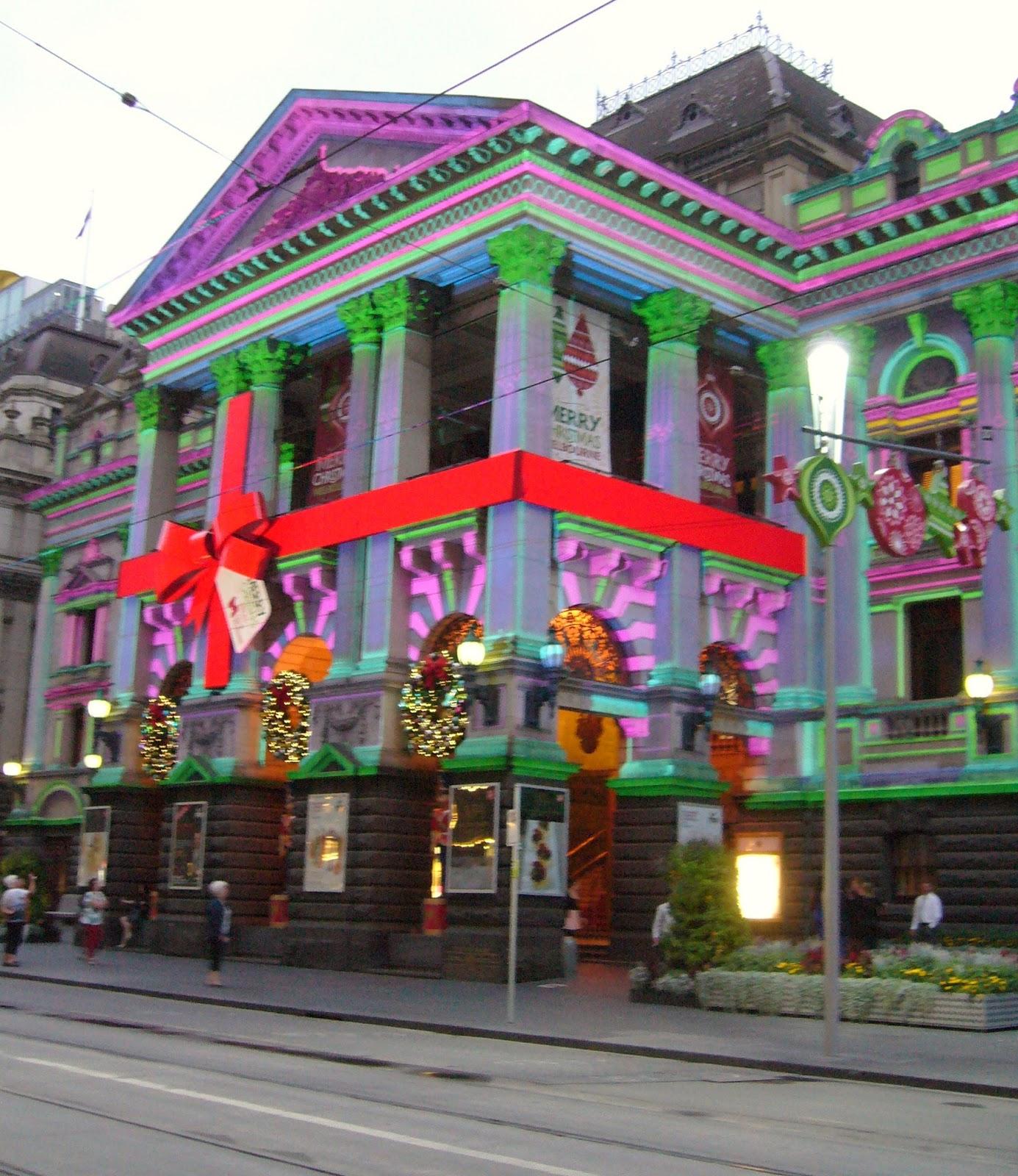 Christmas Trees Melbourne: Simple Simon Says: Melbourne