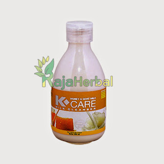 K-Care Honey & Goat Milk - Milk Cleanser