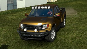 Ford Raptor version 2