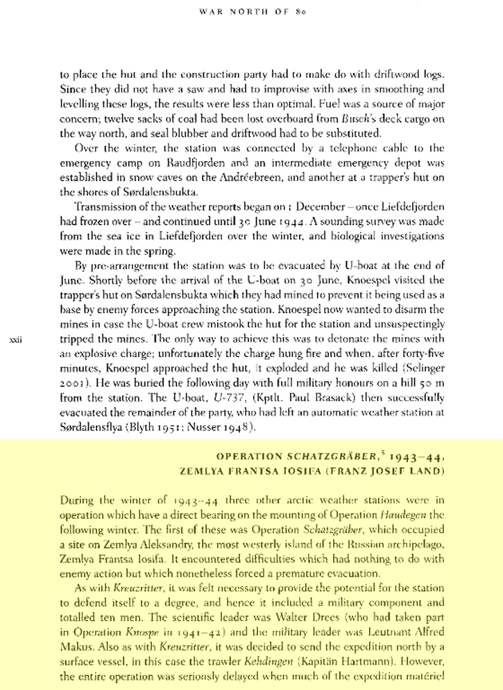 Assombrado pgina 22 do livro war north of 80 the last german arctic weather station of world war ii fandeluxe Choice Image