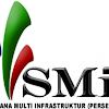 Lowongan Kerja Terbaru Tingkat Pendidikan D3 S1 Semua Jurusan, Loker PT Sarana Multi Infrastruktur (Persero)
