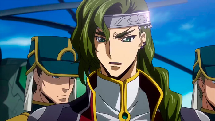 Code Geass: Re;surrection Shesutaaru