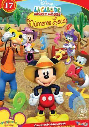 Ver La casa de MIckey Mouse - Los números locos (2011) Online