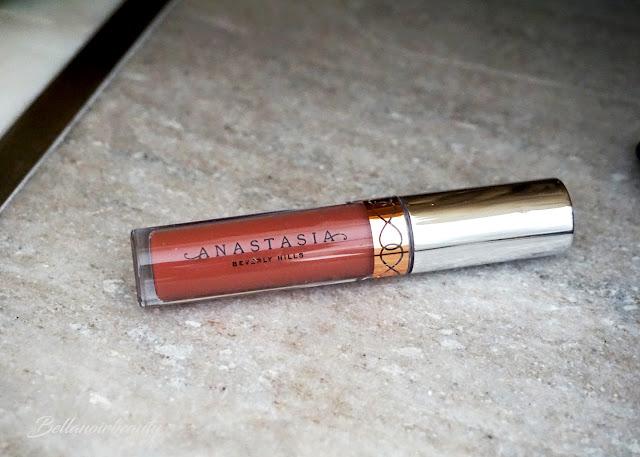 Anastasia Beverly Hills Liquid Lipstick in  Ashton