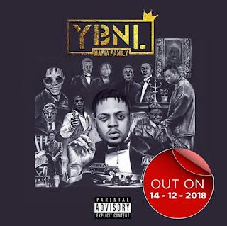 ALBUM: Olamide – YBNL Mafia Family