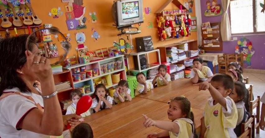 SINEACE: Cerca de 54 mil centros de educación inicial podrán acreditar su calidad - www.sineace.gob.pe