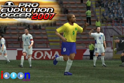 Free Download Game Pro Evolution Soccer 7 (Pes 2007) for Computer PC Laptop