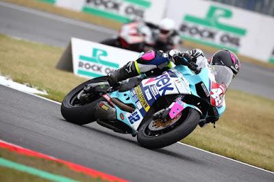 Zoek Racing's Craig Currie