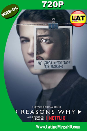 Por trece razones (TV Series) (2018) Temporada 2 Latino WEB-DL 720P ()