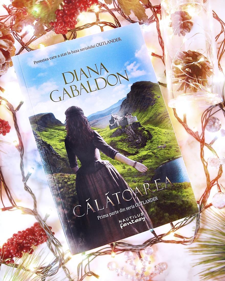 Diana Gabaldon - Calatoarea - Outlander - review