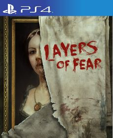 Layers of Fear Arabic