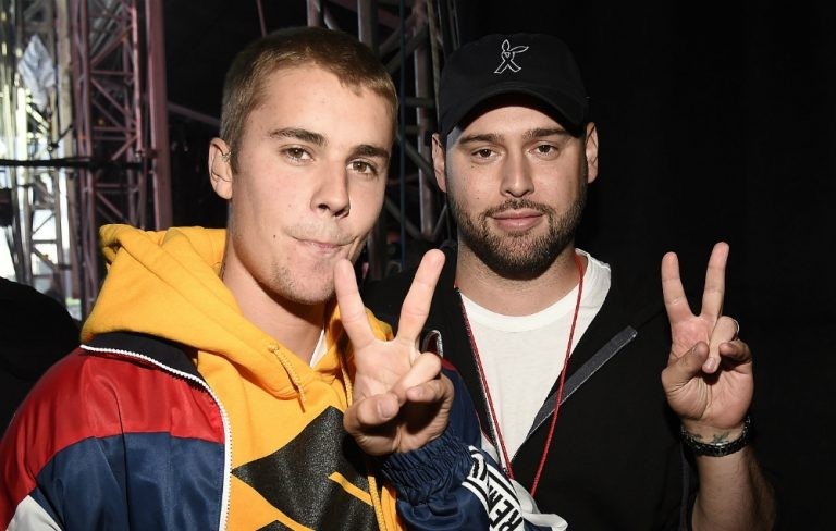 Justin Bieber's former manager Scooter Braun says he once feared of losing the star to drug overdose