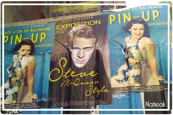 Steve McQueen style, l'exposition de la galerie Joseph
