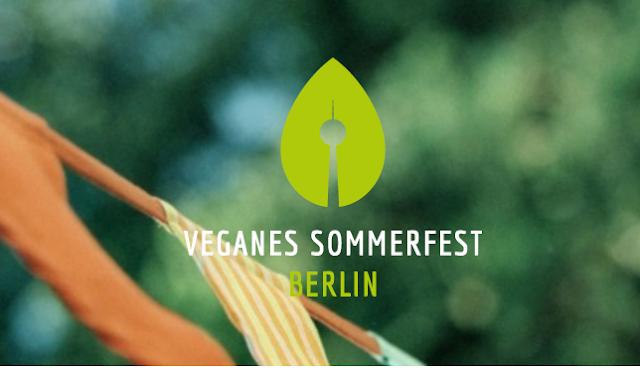 Vegan summer festival in Berlin