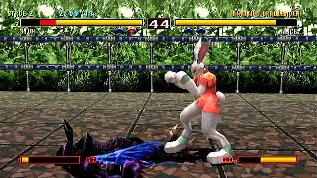 Game Bloody Roar 2 PS 1 ISO Portable Gratis