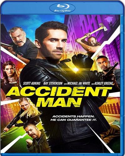 Accident Man [2018] [BD25] [Subtitulado]