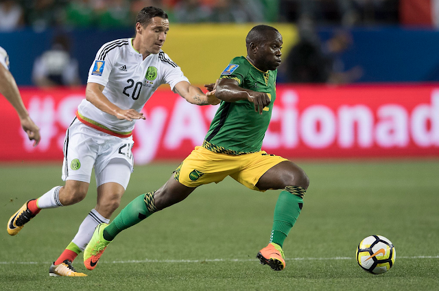México empató sin goles ante Jamaica