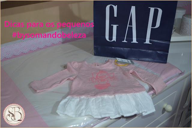 Somando Beleza, Baby Gap Peanut