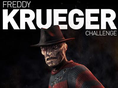 Freddy Krueger - Mortal Kombat X MKX